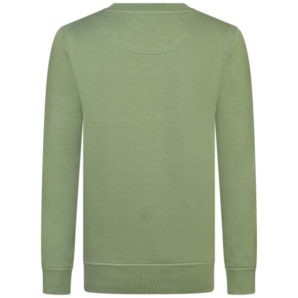 Lyle & Scott sweater met logo
