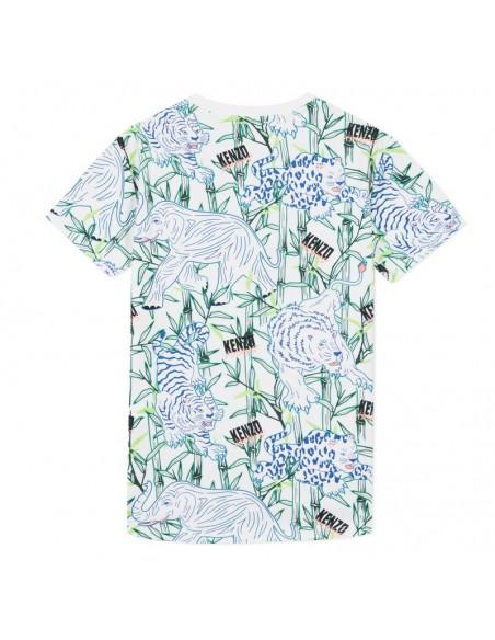 Kenzo T-Shirt Jungleprint