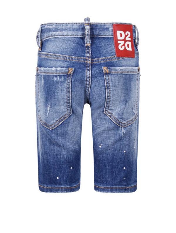 Dsquared2 korte jeans