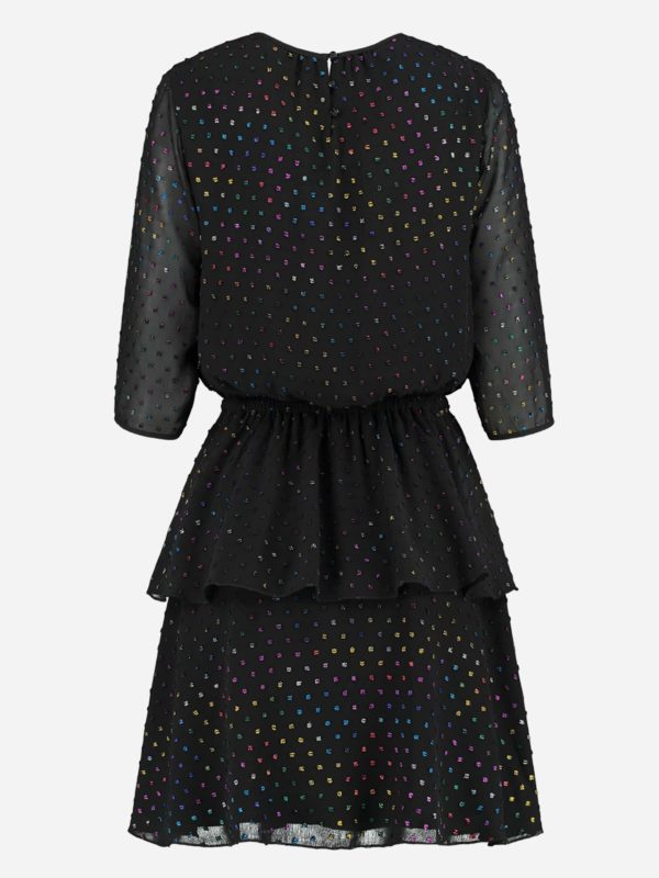 Nikkie jurk Roos