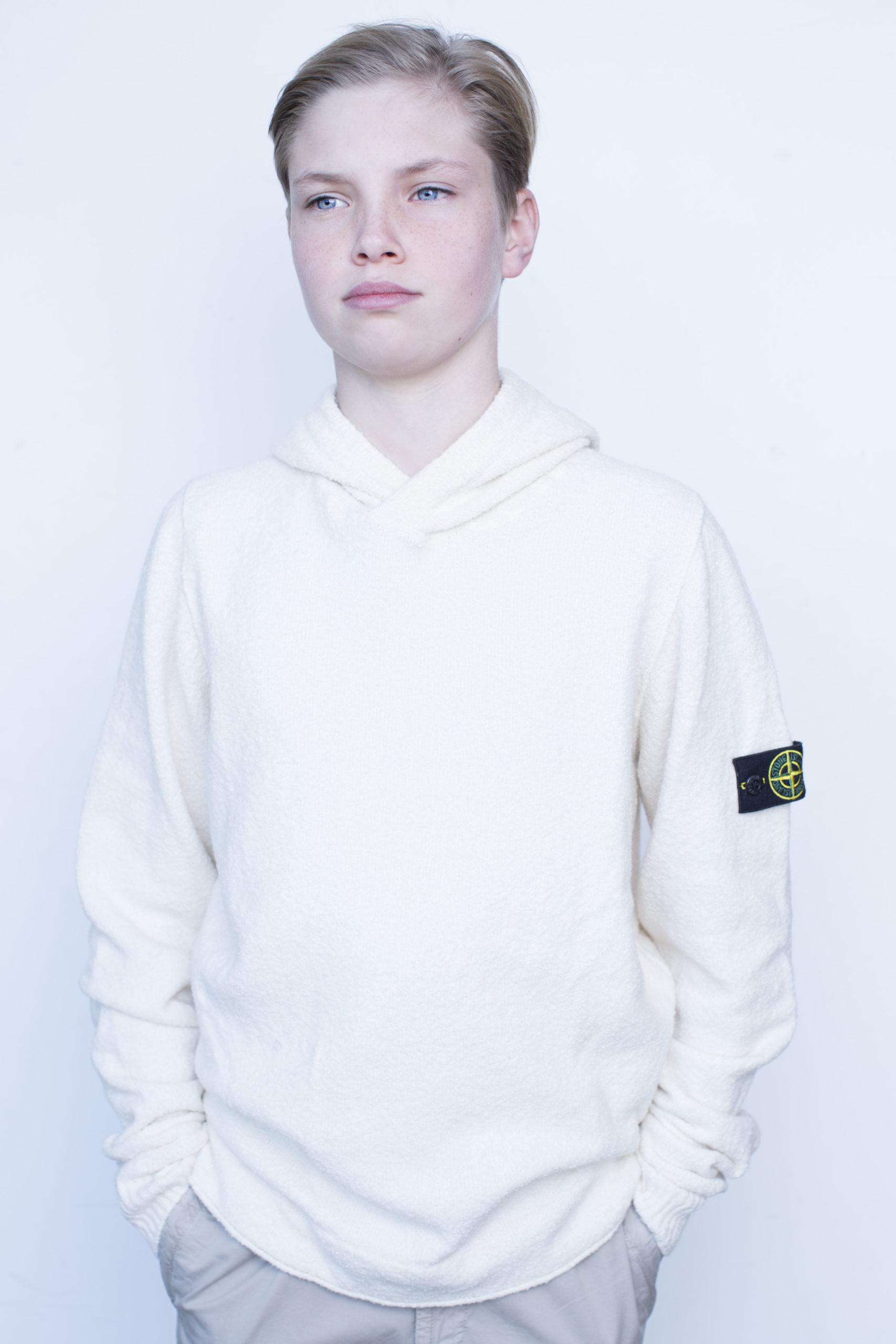Stone Island zachte hoodie