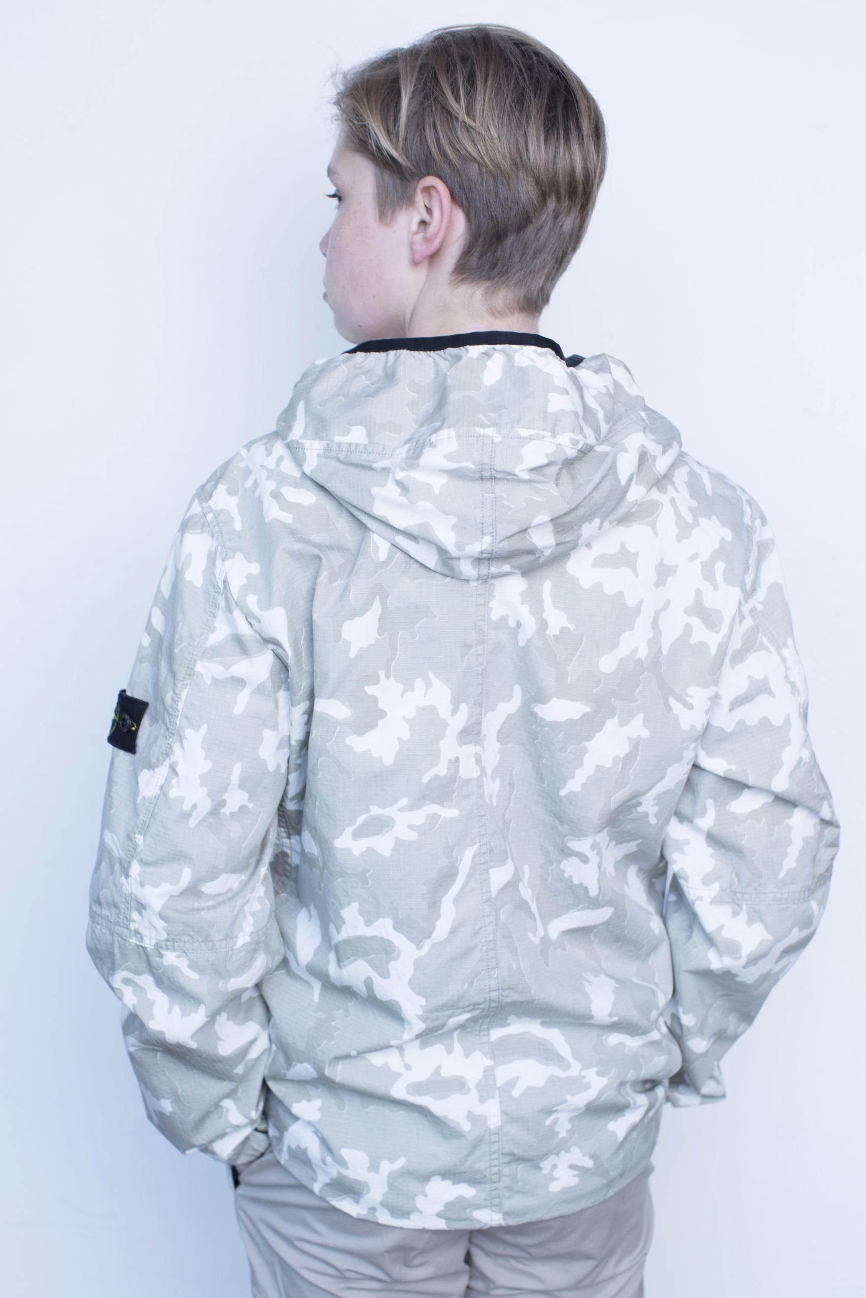Stone Island army jacket