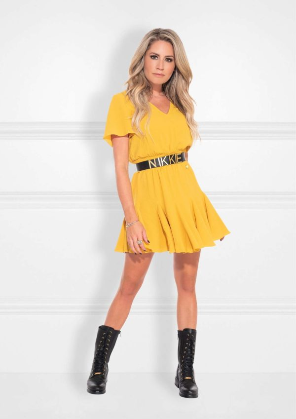 Nikkie jurk romy
