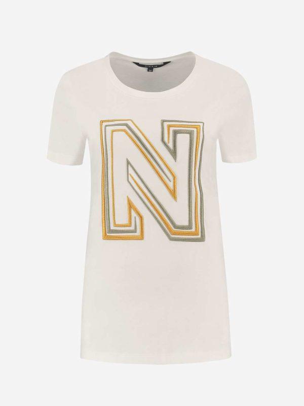 Nikkie T-shirt logo