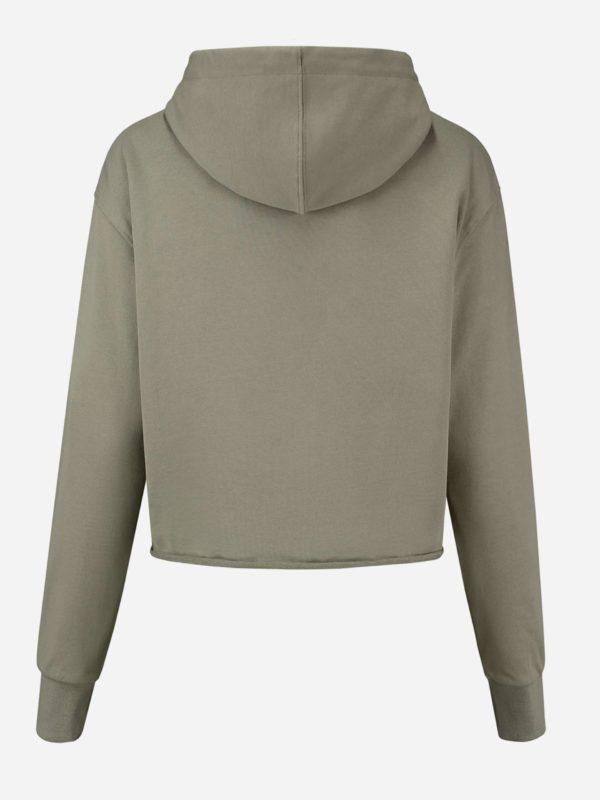 Nikkie hoodie cropped