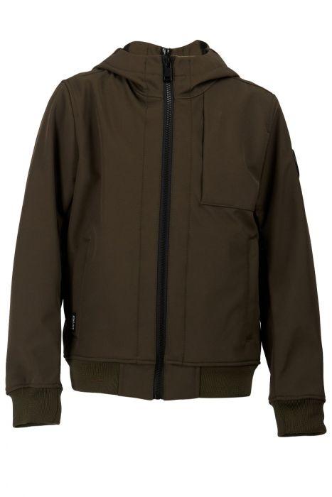 Airforce Softshell Jacket