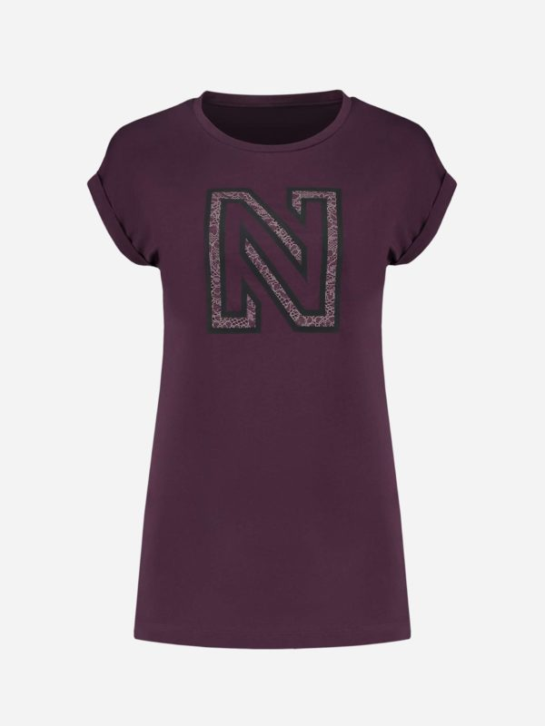 Nikkie logo shirt