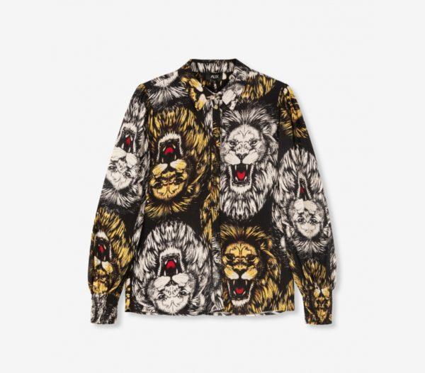 Alix the Label Lion Blouse