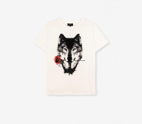 Alix the Label Wolves T-shirt