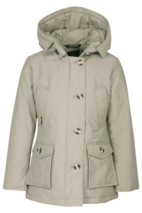 Airforce Four Pocket Parka Classic