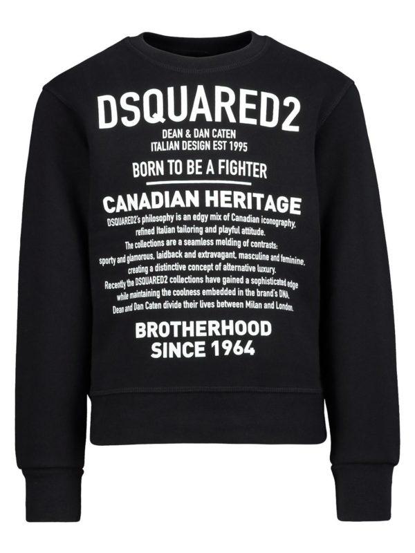 Dsquared2 Sweater Tekst