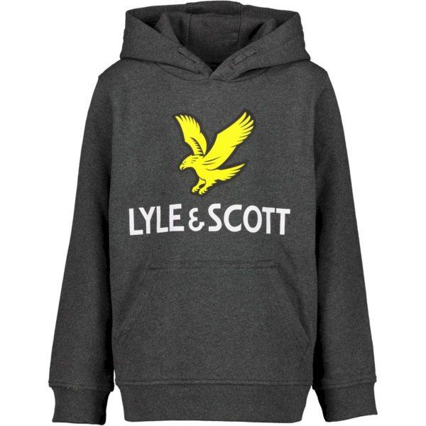 Lyle & Scott eagle logo hoody