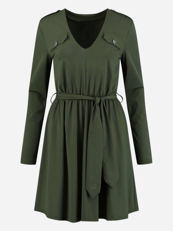Nikkie Utility Dress