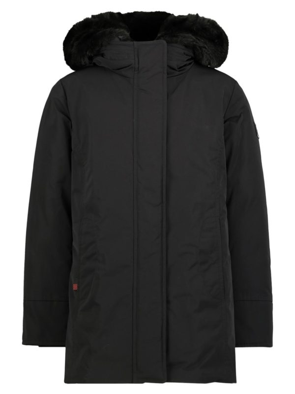 Woolrich Luxury Boulder Parka Fake Fur