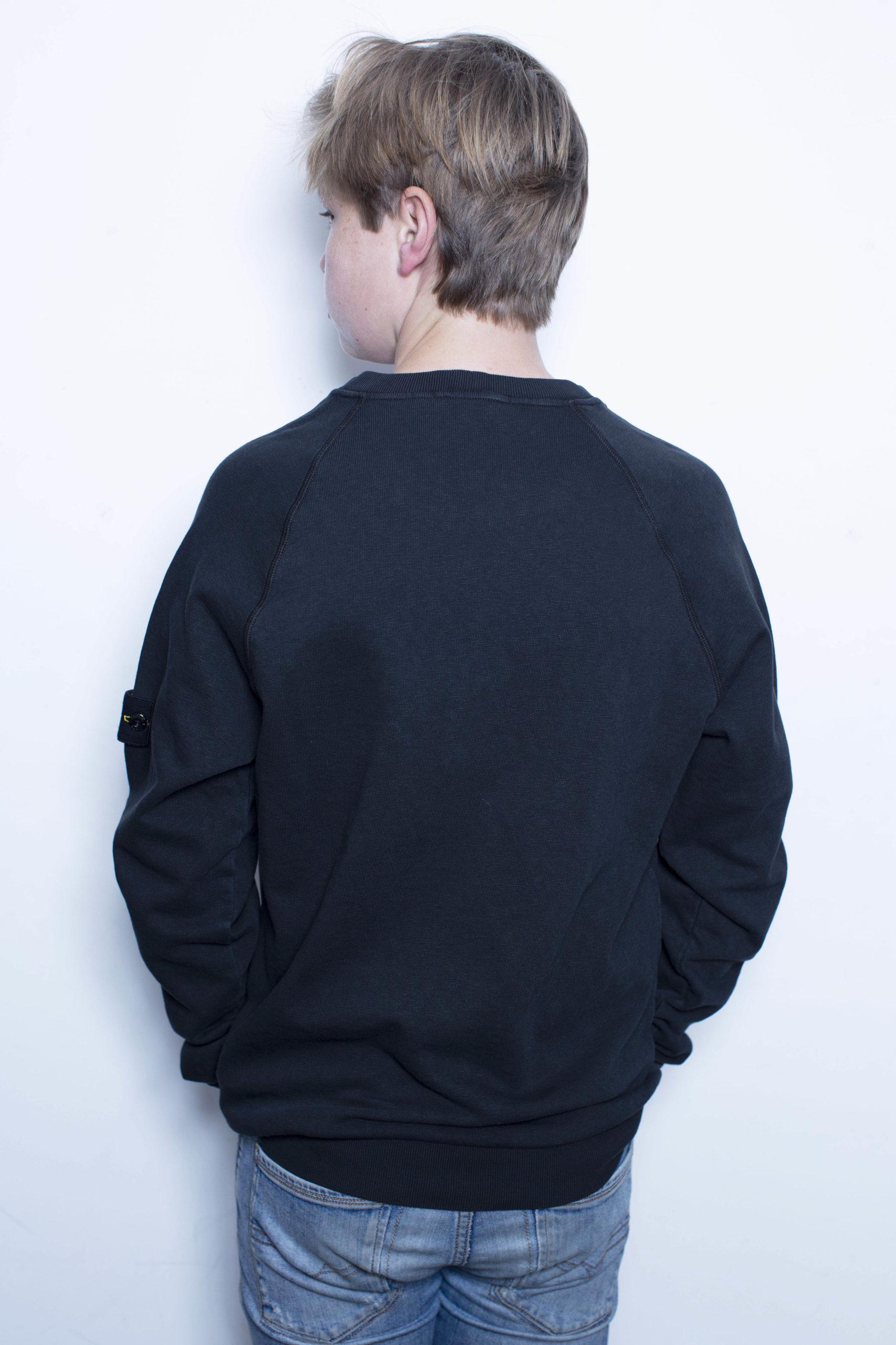 Stone Island sweater zwart