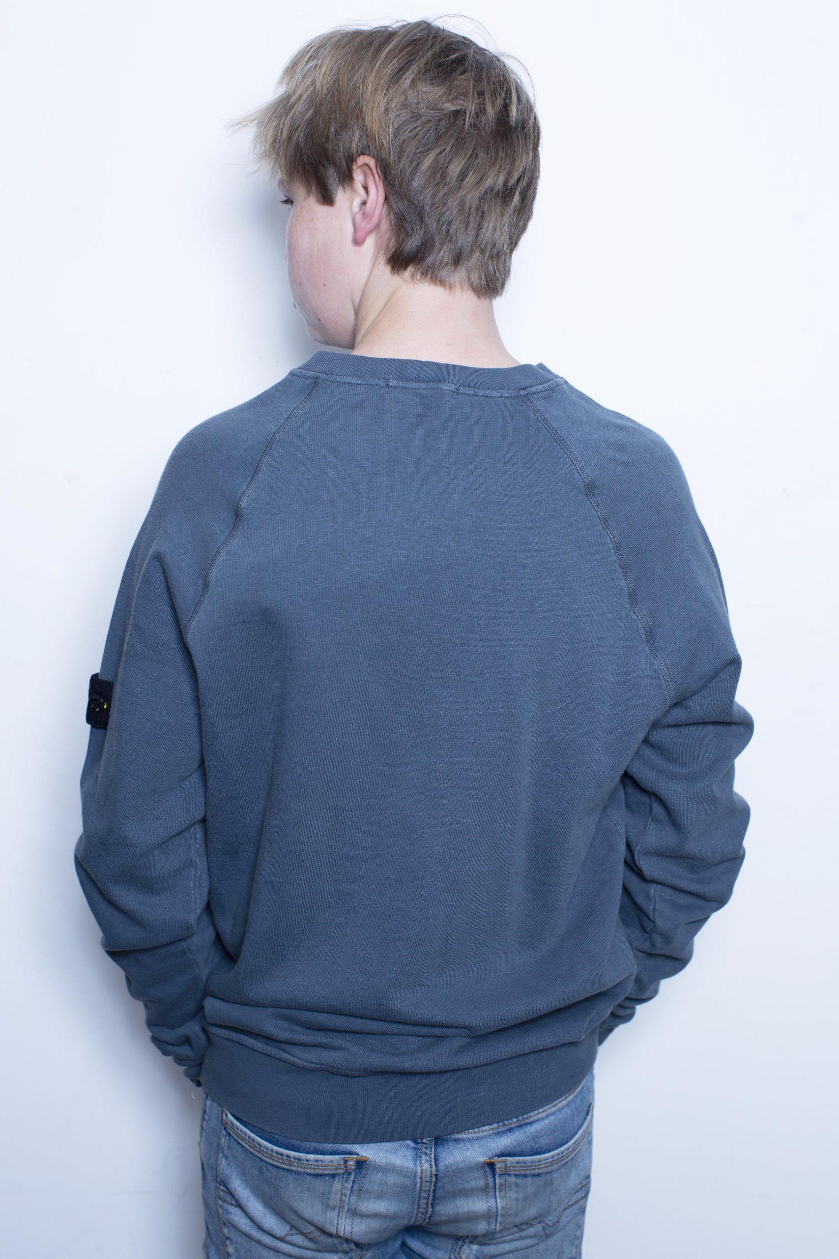 Stone Island Sweater Petrol