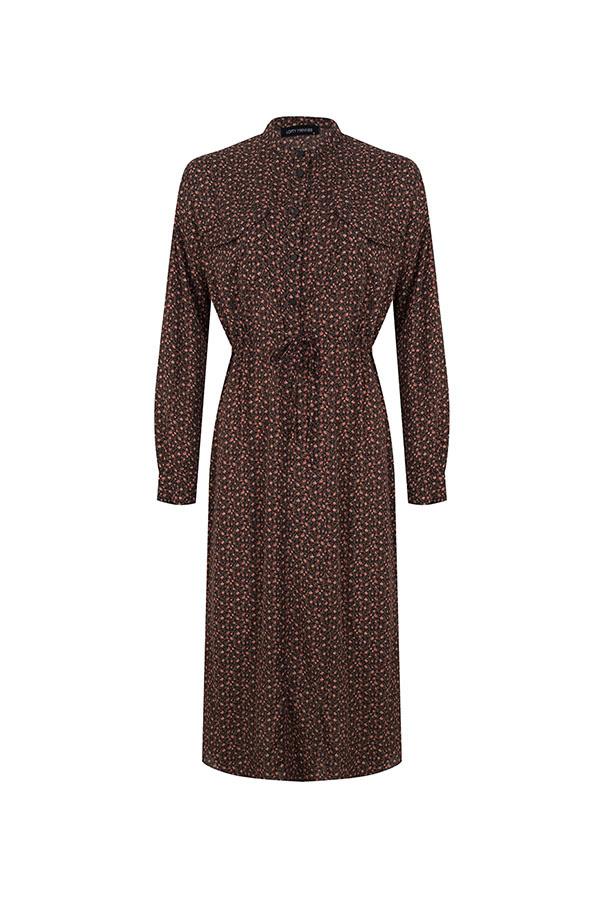 Lofty Manner Dress Elie
