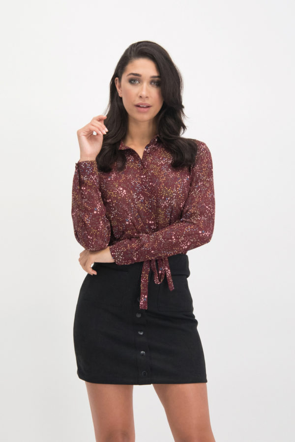 Lofty Manner Blouse Maudy
